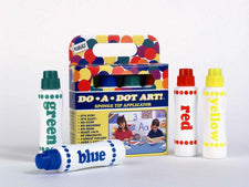 Do-A-Dot Art!® Rainbow Washable Dot Markers, 4 Pack