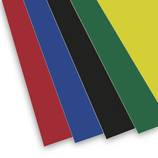 Assorted Colors 10Pk Foam Board 20 x 30