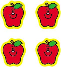 Apples Chart Seal Stickers