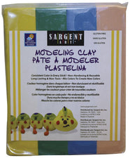 Sargent Art Modeling Clay, Pastel Colors