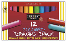 12 Count Drawing Chalk