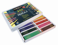 Sargent Art Colored Pencils, 250 Count