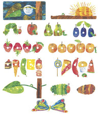 "Little Folks Visuals Eric Carle ""The Very Hungry Caterpillar"" Flannelboard Set"