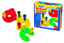 Tall-Stacker™ Pegs a-z Pegboard™ Set (lowercase)