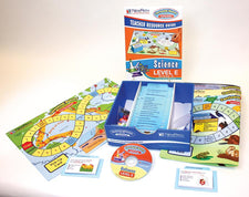 Grade 5 Science Curriculum Mastery® Game, Class-Pack Edition