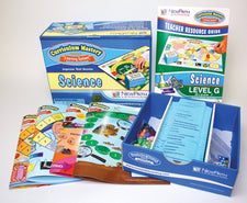 Grade 7 Science Curriculum Mastery® Game, Class-Pack Edition