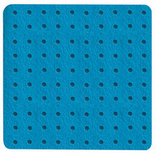 Lauri® Crepe Rubber Large Pegboard Only