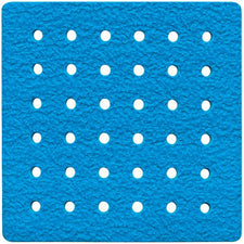 Lauri® Crepe Rubber Big-Little Pegboard Only