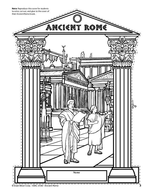 History Pockets: Ancient Rome