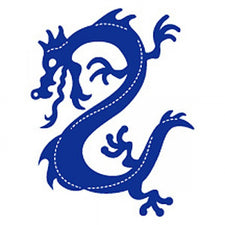 Ellison® SureCut™ Die - Dragon (Chinese), Large