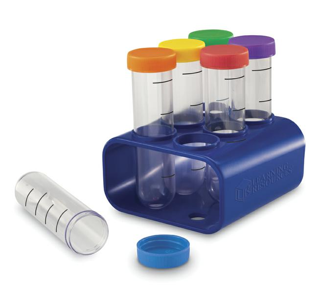 Primary Science Jumbo Test Tubes with Stand