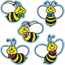Bees Dazzle Stickers Super Pack
