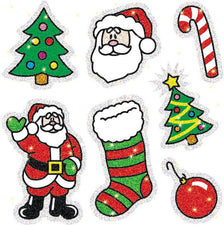 Christmas Dazzle Stickers Super Pack