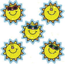 Suns Dazzle Stickers Super Pack