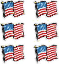 Flags Dazzle Stickers Super Pack
