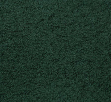 Mt. St. Helens Solid Emerald Classroom Rug, 6' x 9' Oval