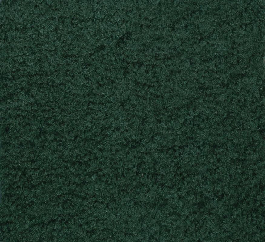 Mt. St. Helens Solid Emerald Classroom Rug, 4' x 6' Rectangle