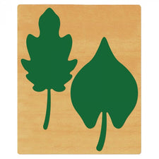 Ellison® SureCut™ Die - Bulletin Board (Jungle Leaves), X-Large