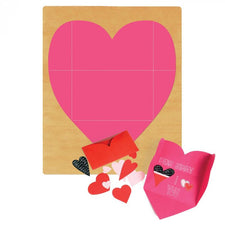 Ellison® SureCut™ Die - Envelope (Folded Heart), X-Large