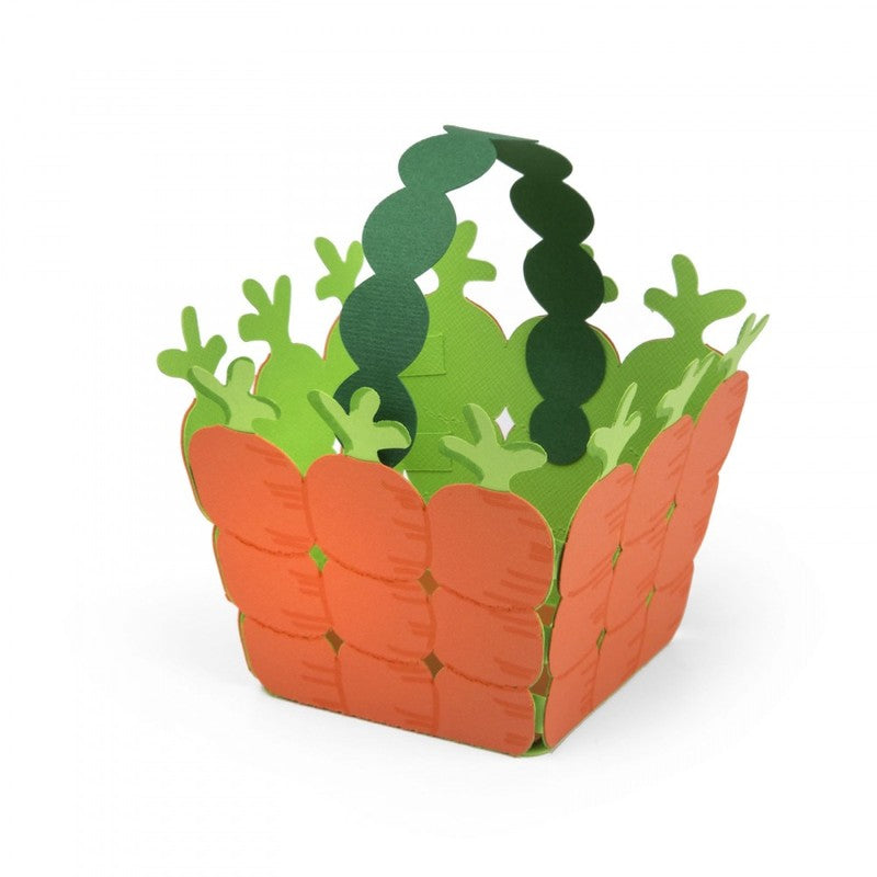 Ellison® SureCut™ Die - Basket (Carrot), X-Large