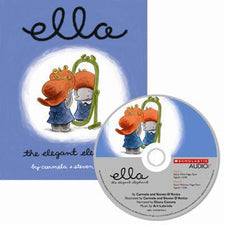 Ella the Elegant Elephant (Audiobook CD)
