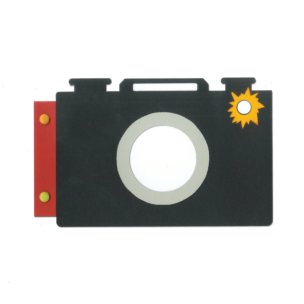 Ellison® SureCut™ Die - Book (Camera), X-Large