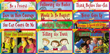 Character Education Variety Pack, 12 Books