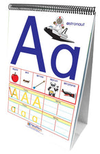 Curriculum Mastery® ELA Flip Chart Set - Early Childhood, Alphabet