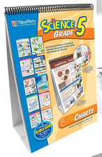 Science Flip Chart Set Gr 5