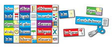 Print-Rich Classroom Labels: Spanish Bulletin Board Set