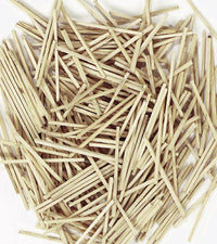 Mini Craft Sticks - Natural - 500 Pieces