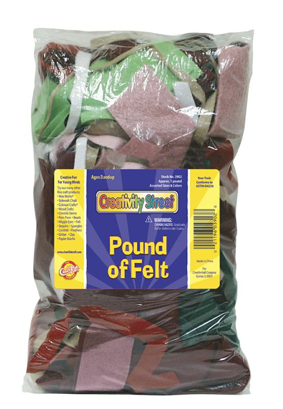 Pound of Felt - Assortment