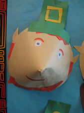 3-D Leprechaun Craft for St. Patrick's Day