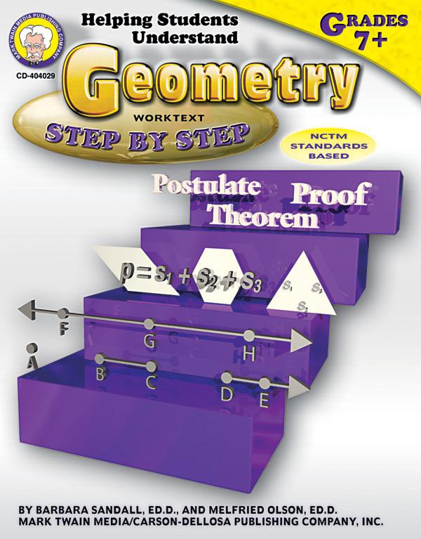 Helping Students Understand Geometry Resource Book