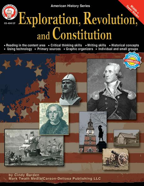 Exploration, Revolution, and Constitution Resource Book