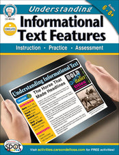 Understanding Informational Text Features Workbook