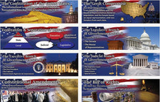 The Constitution of the United States Mini Bulletin Board Set