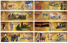 The Civil War Time Line Mini Bulletin Board Set