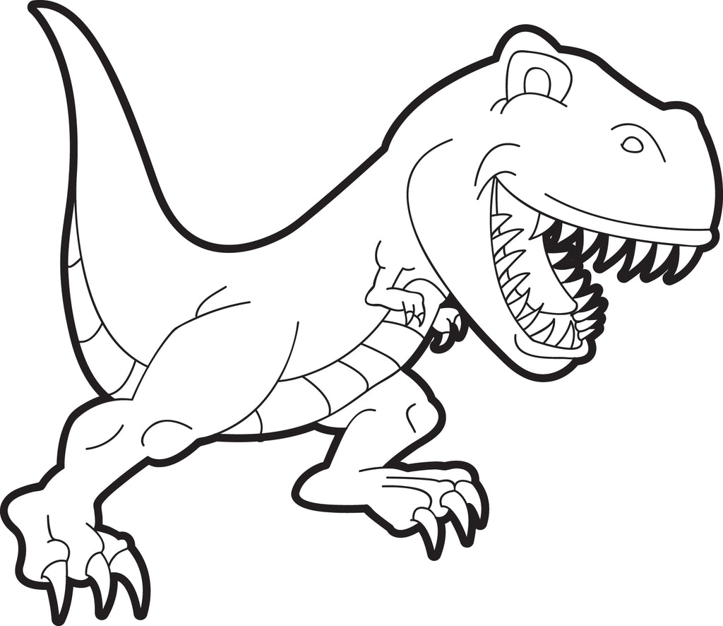 Satisfactory image regarding t rex printable