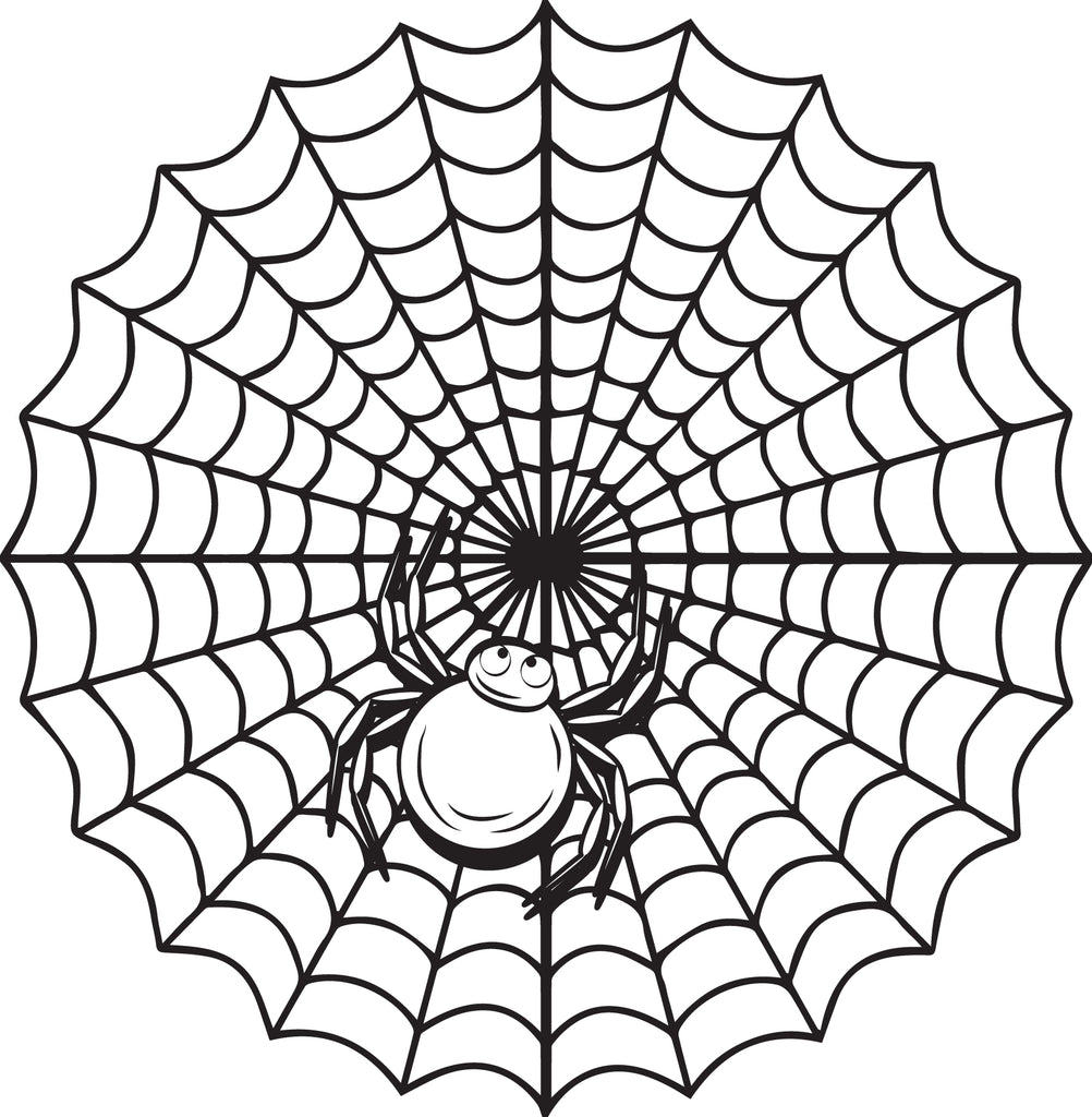 Spider man coloring pages for kids printable free | coloing-4kids.com | 1024x1002