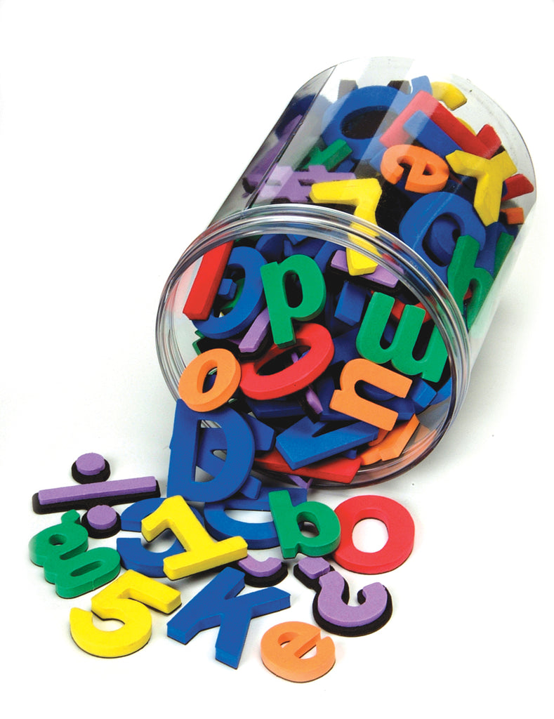 WonderFoam® Magnetic Letters & Numbers