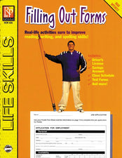 Remedia Publications Life Skills Activity Book: Filling Out Forms