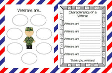 Characteristics of a Soldier/Veteran