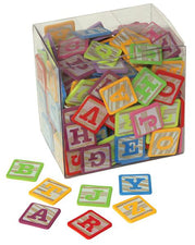 WonderFoam® Alphabet Stickers - 212 Pieces