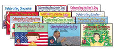 Creative Teaching Press Learn to Read Holiday Series Variety Pack, Set of 12 Books