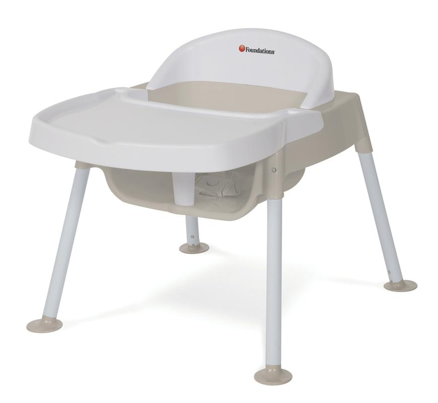 "Secure Sitter™ Tip & Slip Proof Feeding Chair, 9"" Seat Height"