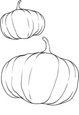 FREE Printable Pumpkins Coloring Page for Kids
