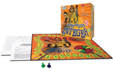 Operation Integer Board Game