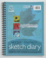 "Art1st® Sketch Diaries, 12"" x 9"""