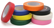 Colored Masking Tape - Assorted Colors - 8 Rolls